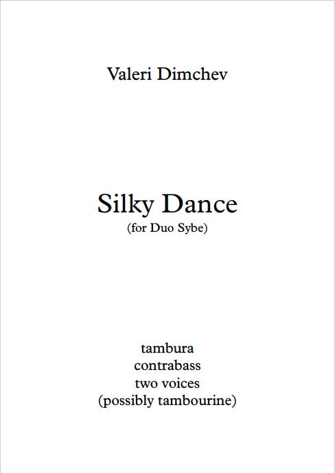 Titelblatt Silky Dance