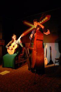 Balkanmusik mit Flamenco gewürzt