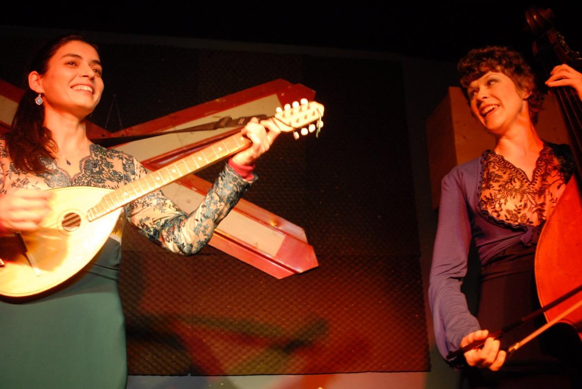 Bulgarischer Gesang, auch ein Teil von Balkanmusik